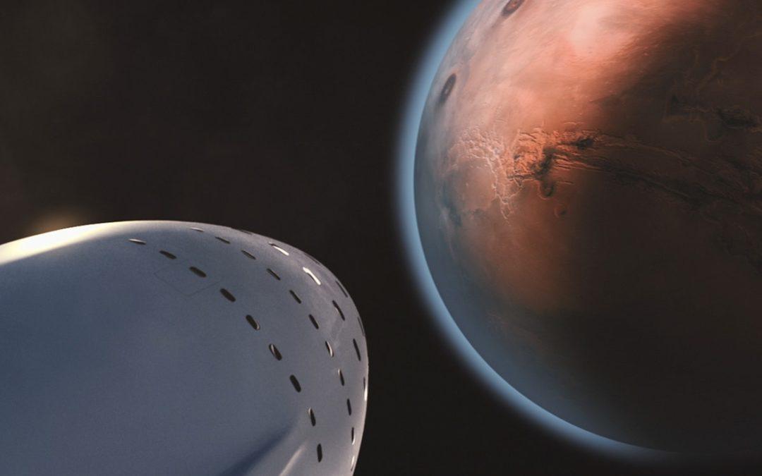 Una escuela para aprender Diseño 3D… ¡en Marte!