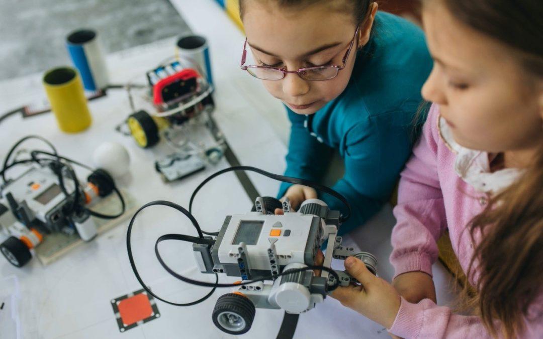 Cursos de Robótica para niños. Online y presencial