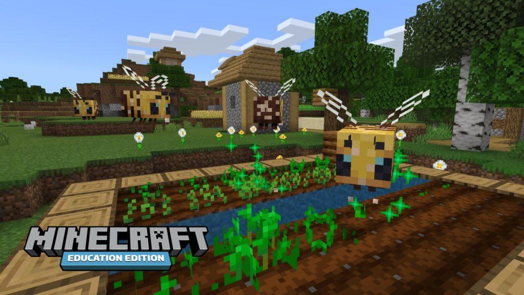 programación para niños con Minecraft