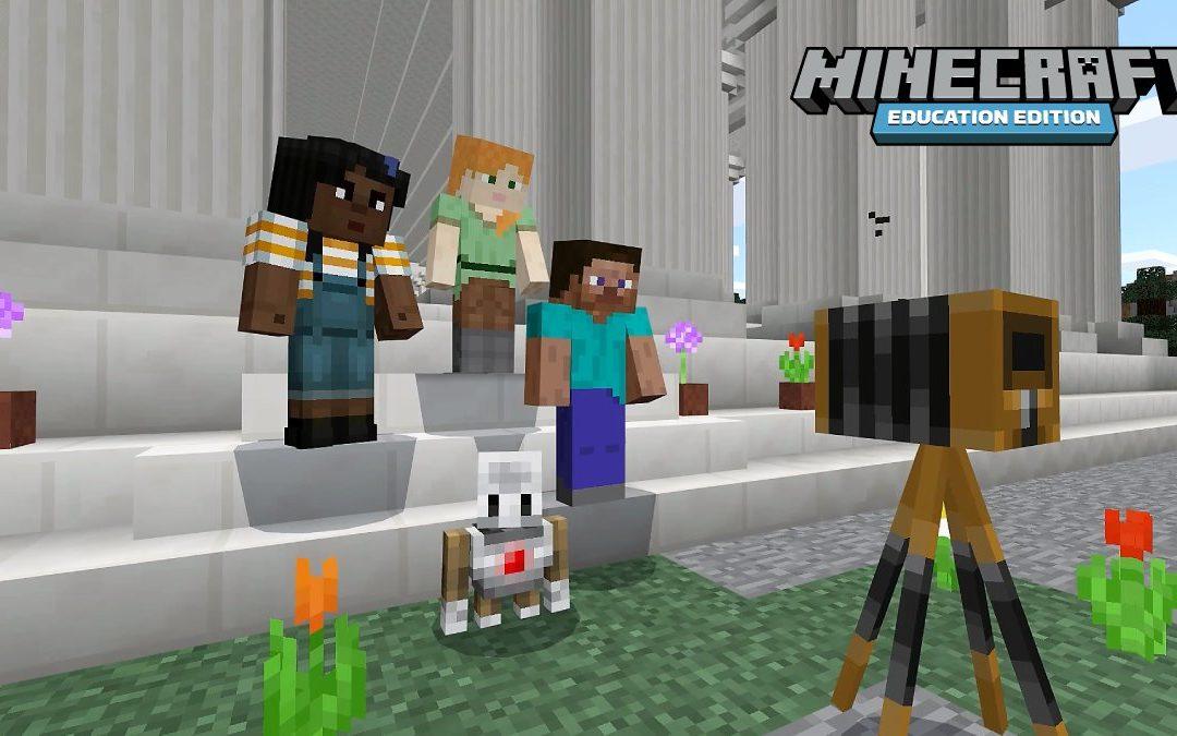 Extraescolar Programación con Minecraft Education Edition